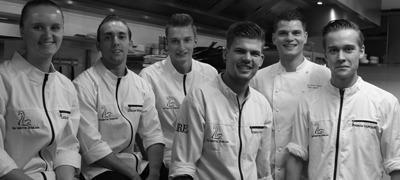 Keuken-team-de-Witte-Zwaan-de-Bilt