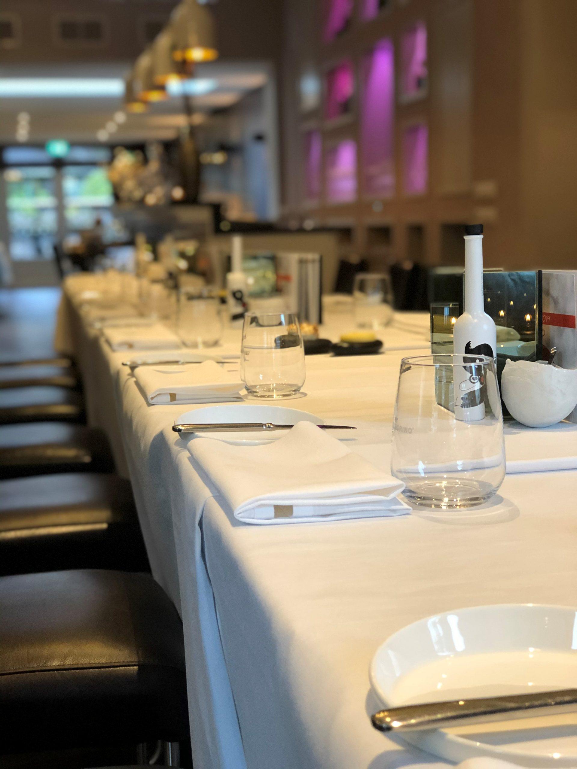 Arrangement de Bilt restaurant Utrecht